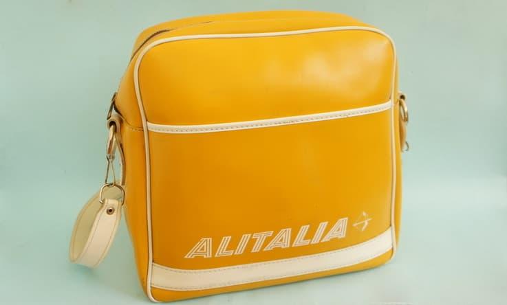 Alitalia bag